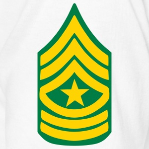 White Sergeant Major - US Kids' Shirts - Kids' T-Shirt