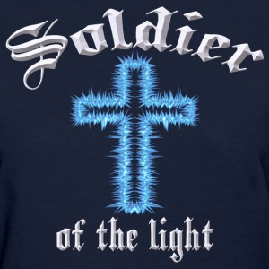 Navy Soldier of the light(dark shirts) Women's T-Shirts - Women's T-Shirt