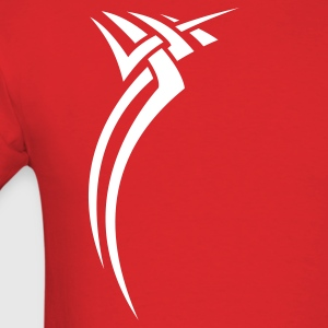 Red Tribal design 01 T-Shirts - Men's T-Shirt