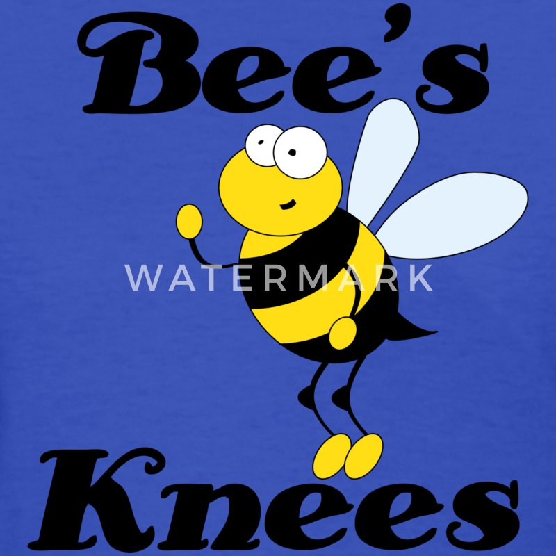 Bee's Knees - Womens - Women's T-Shirt