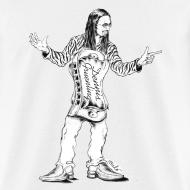 Design ~ Dennis Gruenling t-shirt (white)