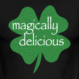 Black/white magically delicious T-Shirts - Men's Ringer T-Shirt