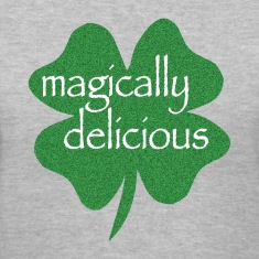 Gray magically delicious Women's T-Shirts