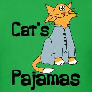 Cat's Pajamas - Mens - Men's T-Shirt