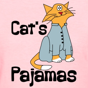 Cat's Pajamas - Womens - Women's T-Shirt