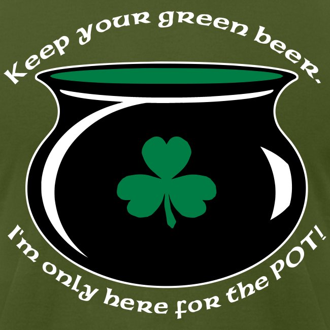 Keep Your Green Beer