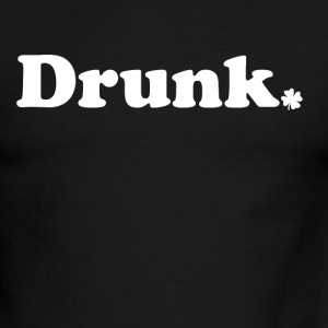 Drunk - Men's Ringer T-Shirt