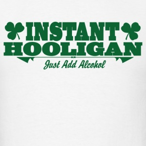 Instant Hooligan  - Men's T-Shirt