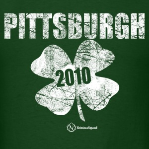 Pittsburgh Irish 2010  - Men's T-Shirt