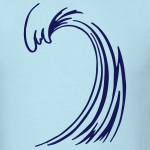 Surf Wave 1c - Men's T-Shirt
