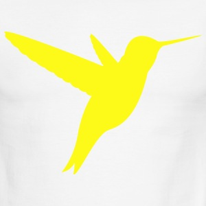 hummingbird - Men's Ringer T-Shirt