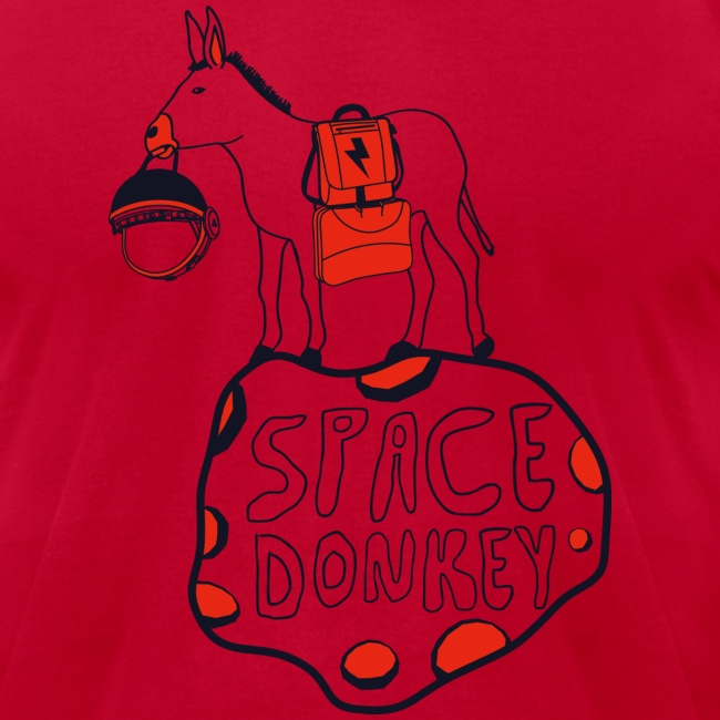 The Space Donkey