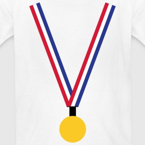 Gold Medal - Kids' T-Shirt