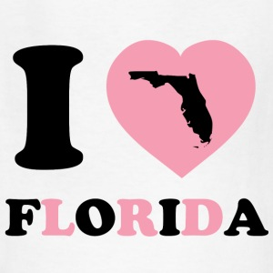 I Love Florida - Kids' T-Shirt