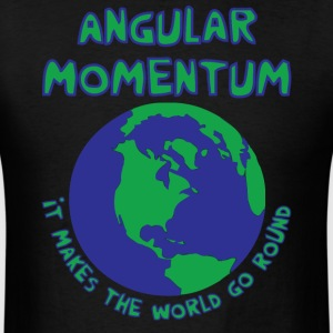 Angular Momentum - Mens - Men's T-Shirt