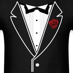 The Classy Original TUXEDO - Men's T-Shirt