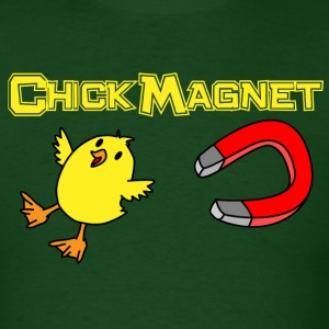 Chick Magnet - Mens - Men's T-Shirt
