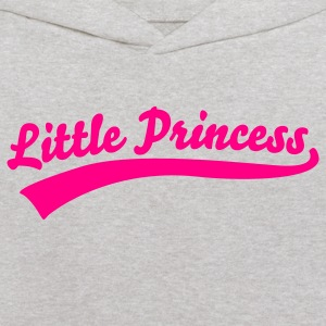 Heather grey little princess Sweatshirts - Kids' Hoodie