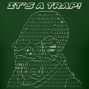 It's a Trap! - Mens - Men's T-Shirt