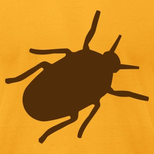 Gold Bug T-Shirts - Men's T-Shirt by American Apparel