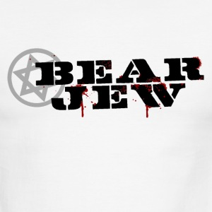 The Bear Jew - Men's Ringer T-Shirt