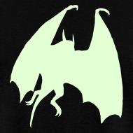 Design ~ BAT GLOW IN THE DARK T-Shirts on Sale