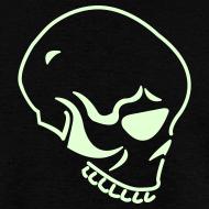 Design ~ SKULL GLOW IN THE DARK T-Shirts on Sale