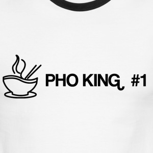 Pho King #1 - Men's Ringer T-Shirt