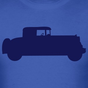 Royal blue classic car T-Shirts - Men's T-Shirt