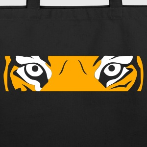 Black eyeoftiger Bags  - Eco-Friendly Cotton Tote