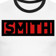 Design ~ Men's Smith Tee Logo Shirt