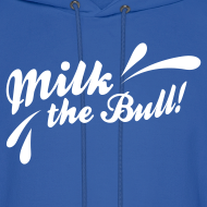Design ~ MILK THE BULL!