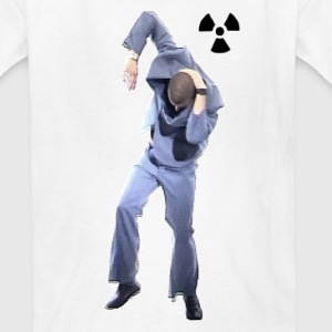 White CHERNOBYL CHILD DANCE! Kids' Shirts - Kids' T-Shirt