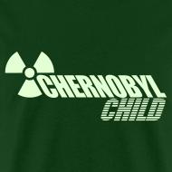 Design ~ CHERNOBYL CHILD GLOW-IN-THE-DARK