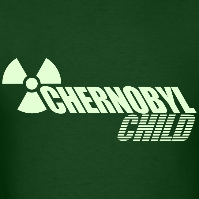 CHERNOBYL CHILD GLOW-IN-THE-DARK