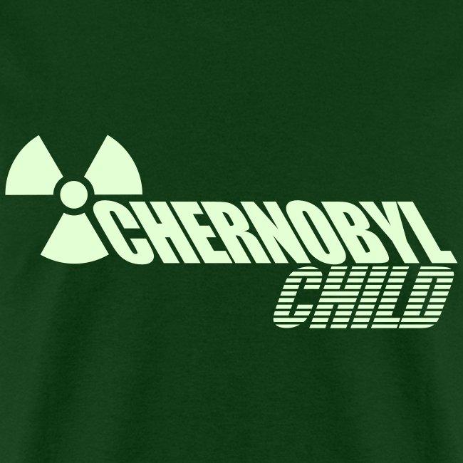 CHERNOBYL CHILD GLOW-IN-THE-DARK