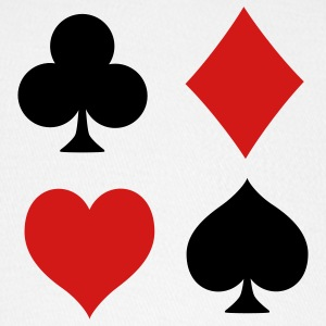 Playing Card Symbols - Baseball Cap