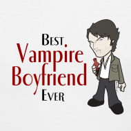 Design ~ Vampire Boyfriend - Woman's V-neck