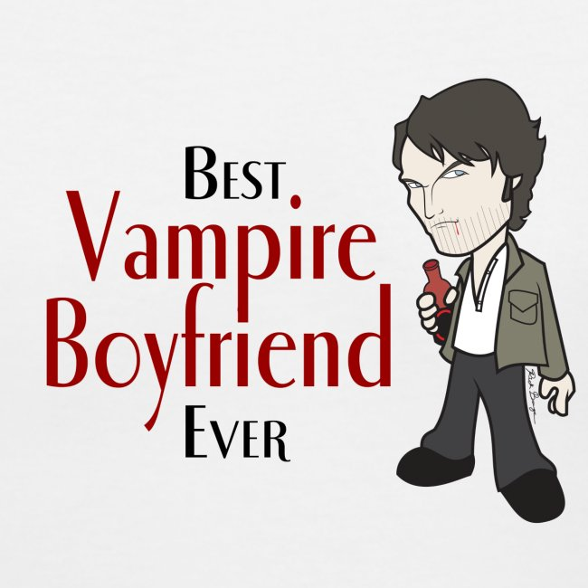 Vampire Boyfriend - Woman's V-neck