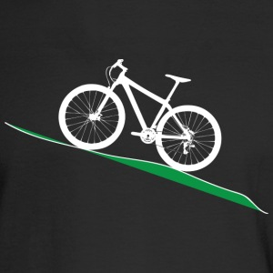 Trail 22 Slant MTB - Men's Long Sleeve T-Shirt