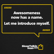 Design ~ WOMENS: Awesomeness now has a name.
