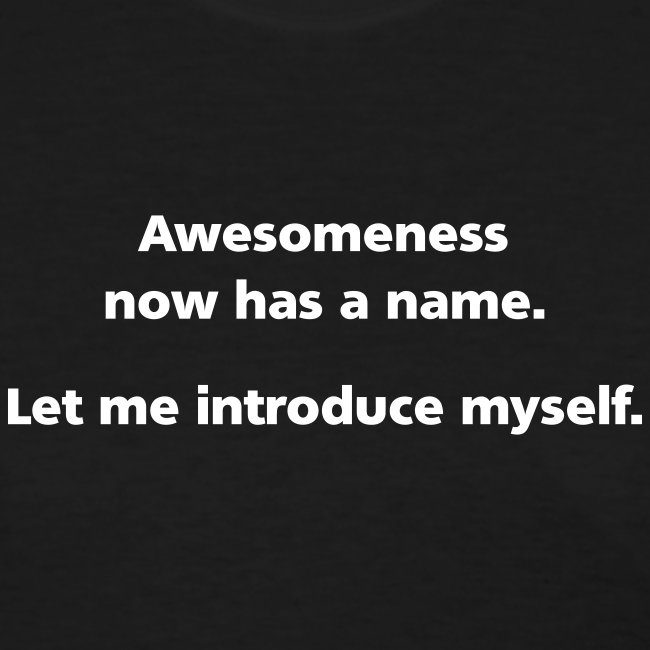 WOMENS SIMPLE: Awesomeness now has a name.