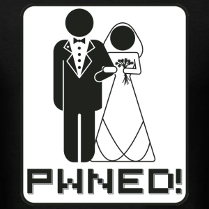 PWNED! - Men's T-Shirt