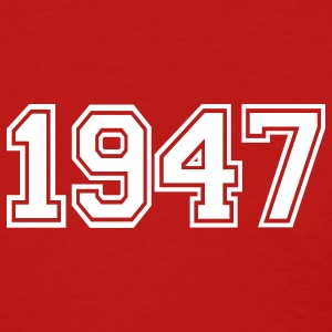 Red 1947 Women's T-Shirts - Women's T-Shirt