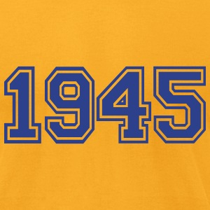 Gold 1945 T-Shirts - Men's T-Shirt by American Apparel