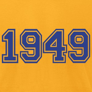 Gold 1949 T-Shirts - Men's T-Shirt by American Apparel