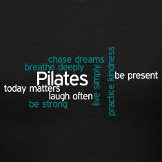 Pilates V neck T-shirt