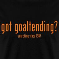 Design ~ got goaltending?