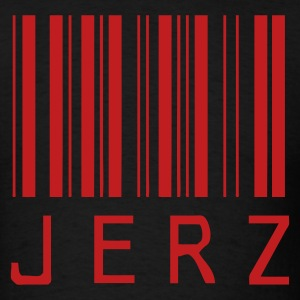 RYH-2010 Limited Edition* JERZ Barcode - Men's T-Shirt