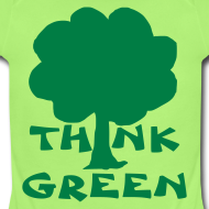 Design ~ Think Green Tee